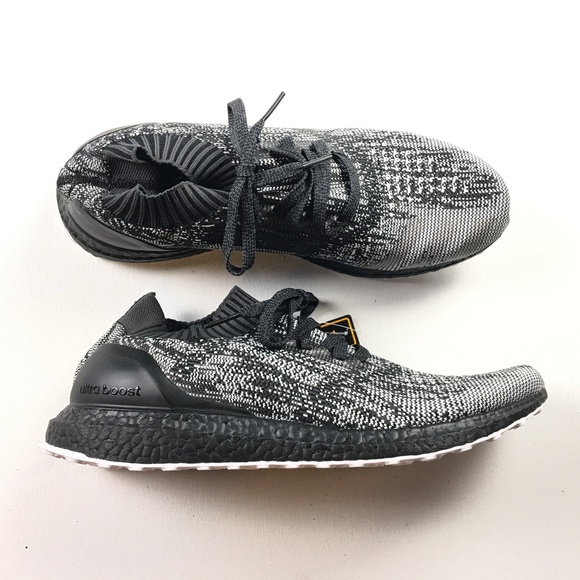 7e2f3af1d5e4 Adidas Mens Ultra Boost Uncaged M Size 13 Silver